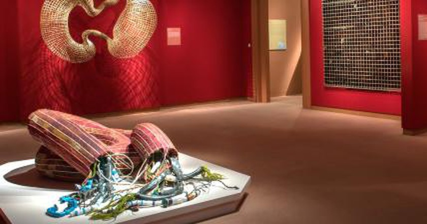 Interview with Cambodian Artist Sopheap Pich: Sculpting with Bamboo