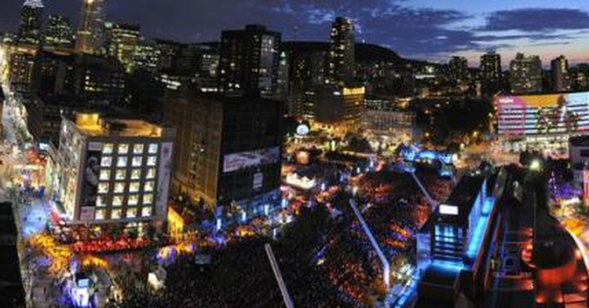 Montreal's 10 Unmissable Festivals And Events: Summer 2014
