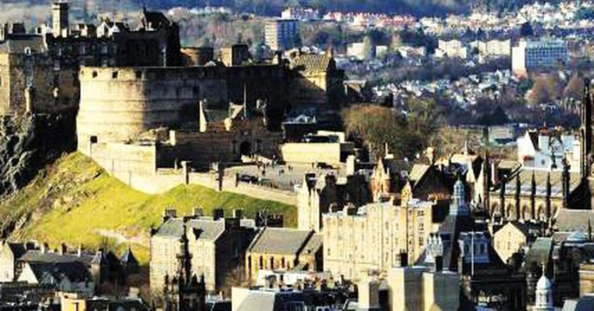 Edinburgh for Bookworms: Five of the Best Bookshops in Scotland's Capital