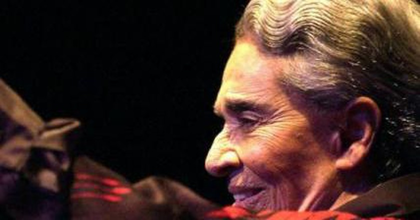 'A Way Of Singing As Crying': Remembering Chavela Vargas