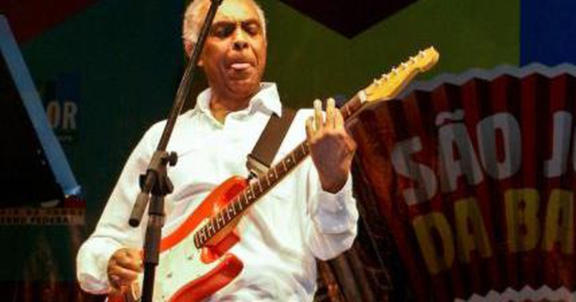 The Reign Of Gilberto Gil: King Of Brazilian Pop And Politics