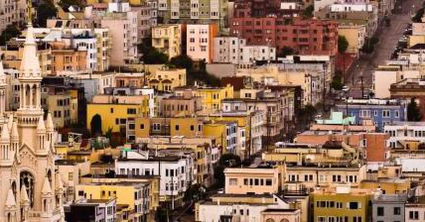 A Unique Metropolis: Ten Art Galleries in San Francisco