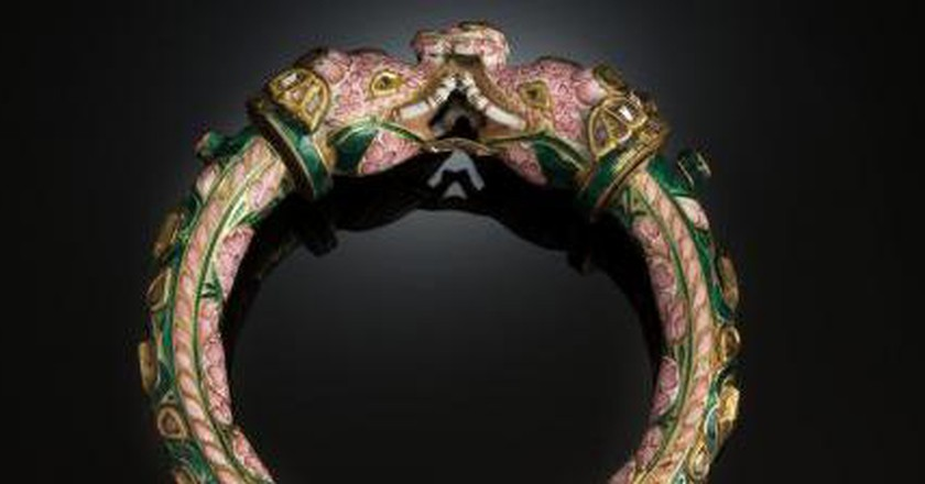 Mughals, Myth and Murder   500 Years of Indian Jewelry