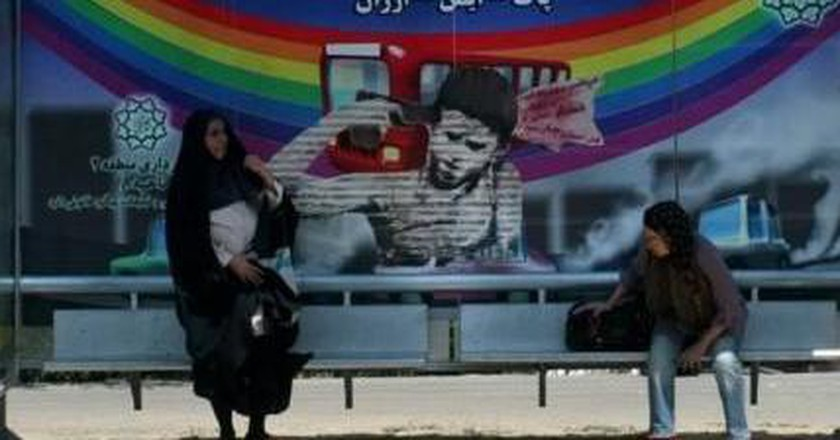 Street Art In Iran: Social Commentary On The Streets Of Tehran