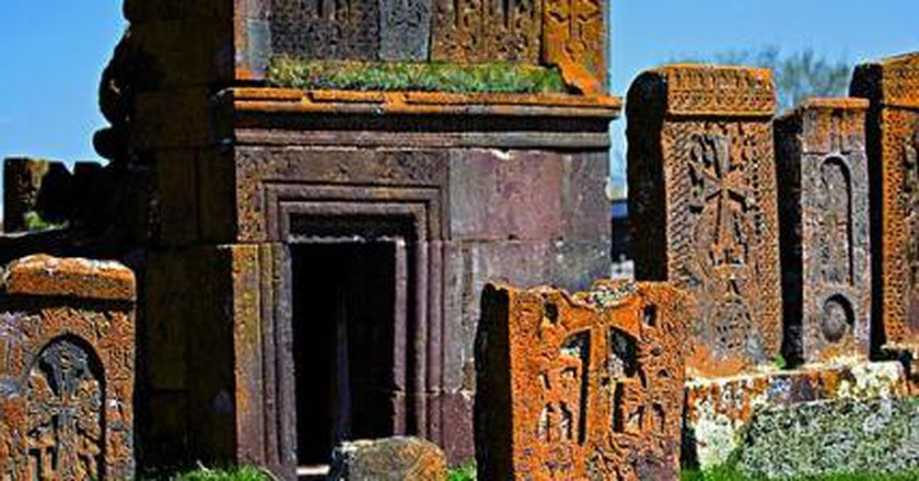 The Khachkar: A Cornerstone of Armenian Identity