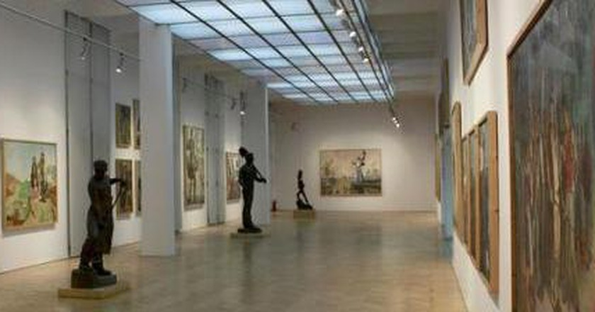 Albania's Contemporary Art Galleries You Should Visit