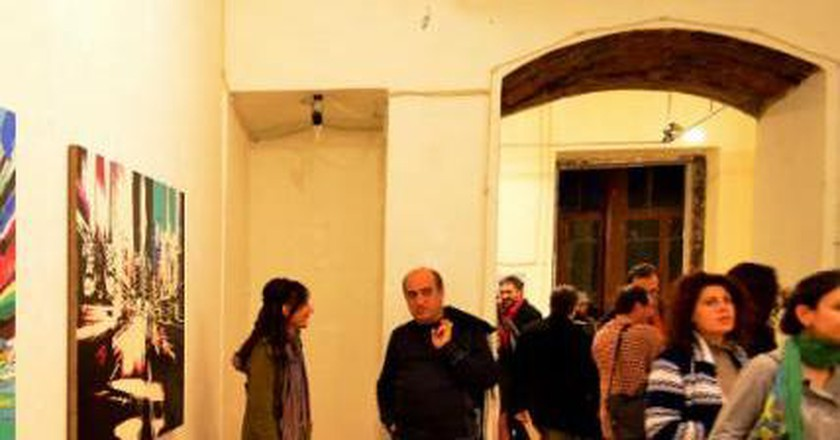 Yerevan's Best Contemporary Art Galleries And Museums