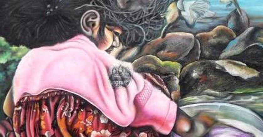 Cambodian Female Artists Confront Gender Roles with Contemporary Art