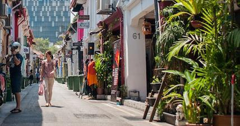 Singapore's Artsy Haji Lane: The Lion City's Last Hidden Gem