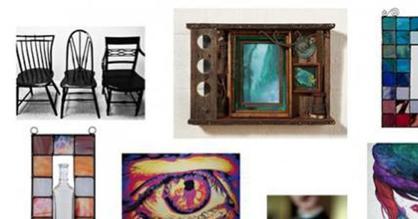 The Best Art Galleries In Portland, Maine