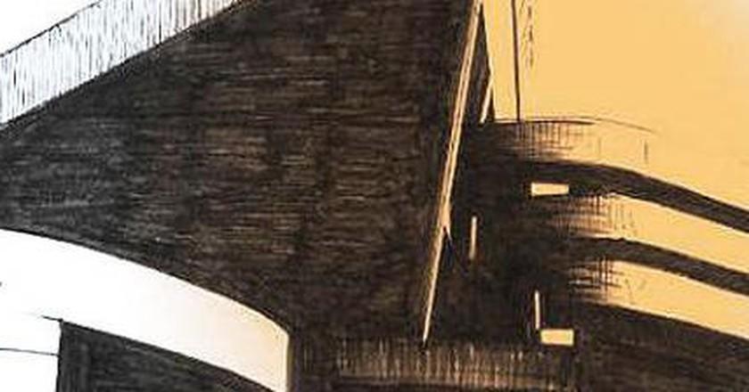 Le Corbusier's Gymnasium in Baghdad