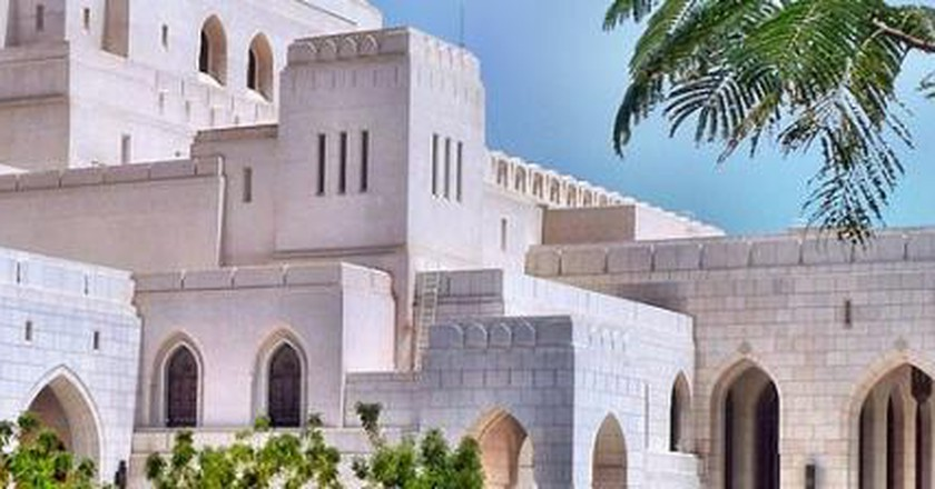 Aria in Muscat: Oman's Royal Opera House