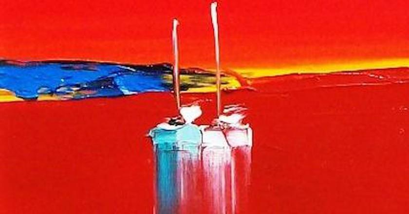 The Best Of Contemporary Anguillan Art At Savannah Art Gallery