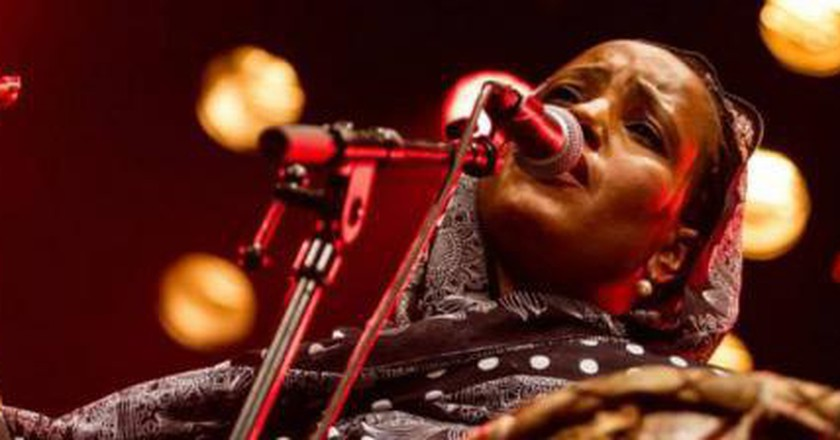 Aziza Brahim: The Queen Of Western Sahara Desert Blues