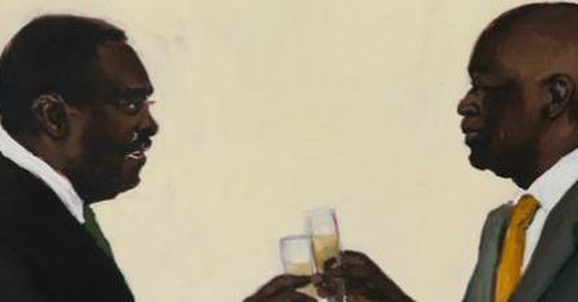 Whose Oyster Is This World: The Oblique Portraits Of Lynette Yiadom-Boakye