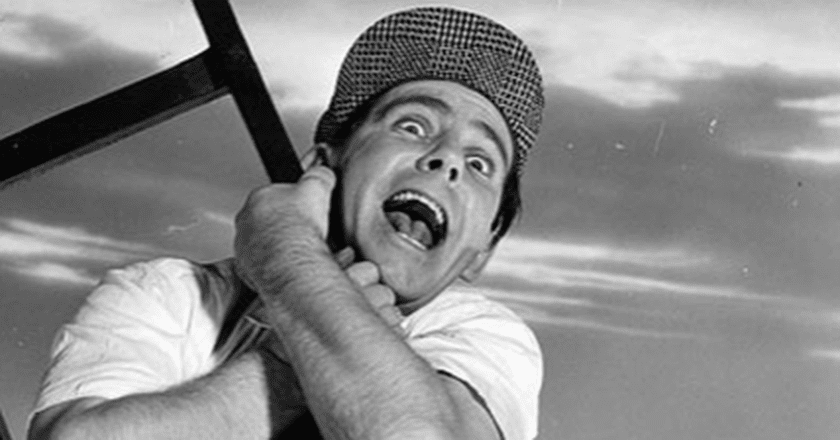 Norman Wisdom: From Cockney Comic To Albanian Hero
