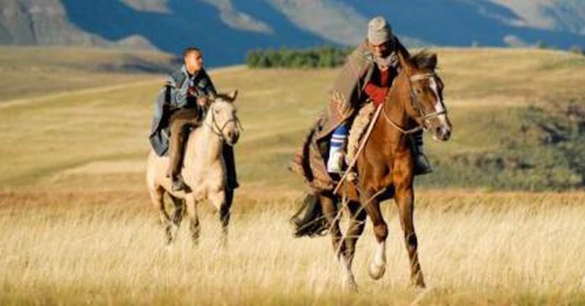 The Forgotten Kingdom: Filming Lesotho's Identity