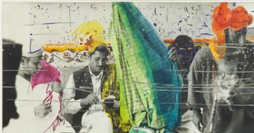 Sigmar Polke | From Meteor Dust to Bubble Wrap