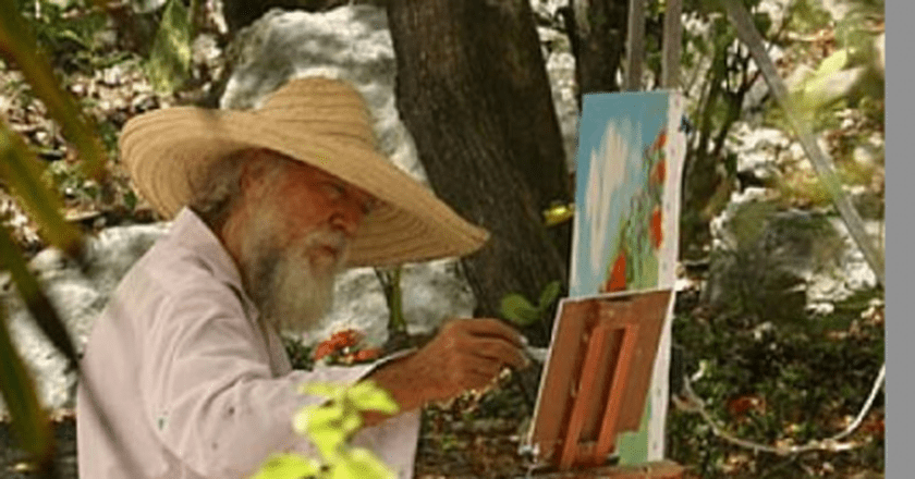 Sir Roland Richardson: The Father Of Caribbean Impressionism