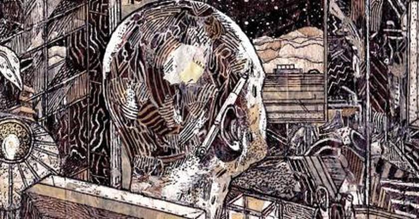 Jack Fried's Brain Lapse | An Amazingly Complex Animation