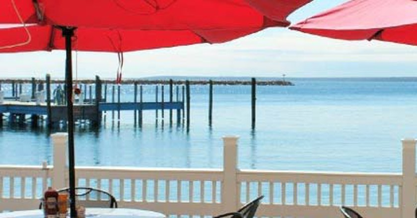 The Top 10 Restaurants On Mackinac Island, Michigan