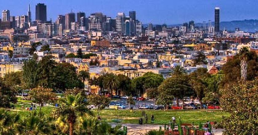The Best Locations to People Watch in San Francisco