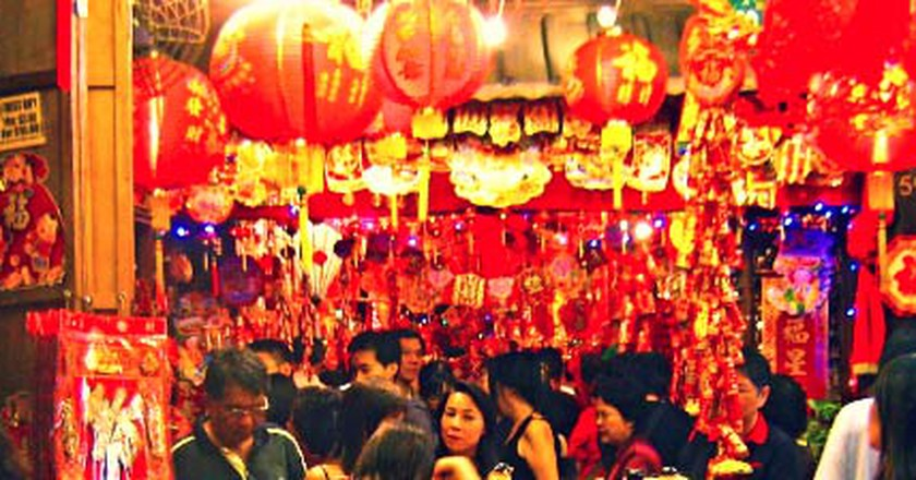 How To Celebrate The Chinese New Year In NYC