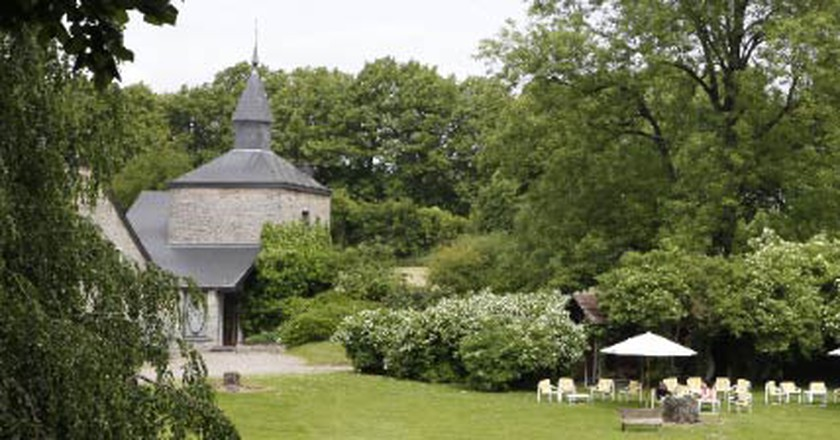 12 Stunning Hotels in the South of Belgium
