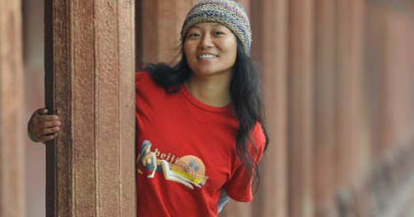Interviewing Hong Mei | Roaming India on a Chinese Gap Year