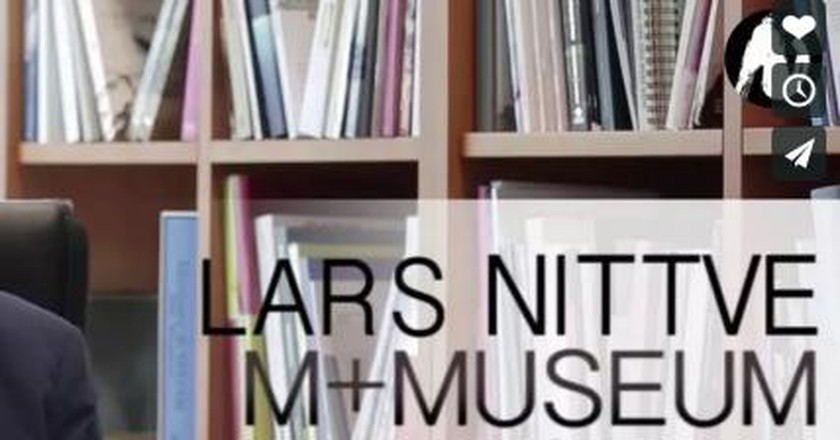 Interviewing Lars Nittve   The Force Behind Hong Kong's M+