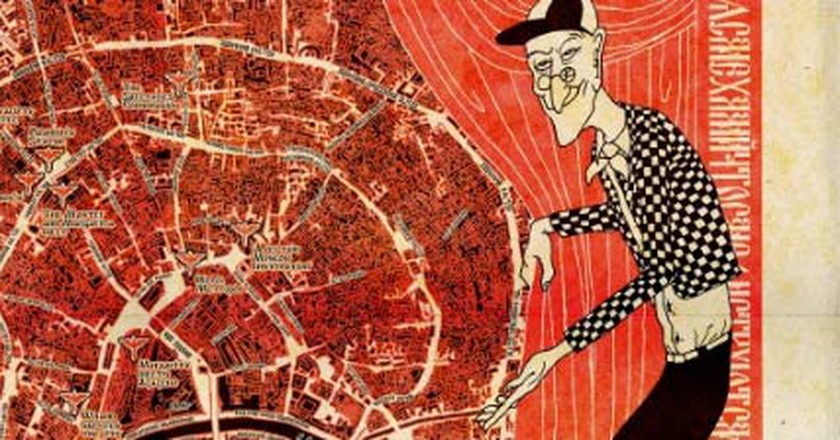 10 Moscow Novels That Every Muscovite Initiate Should Read
