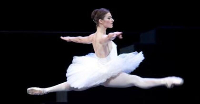 Elena Glurdjidze Says Goodbye To The English National Ballet