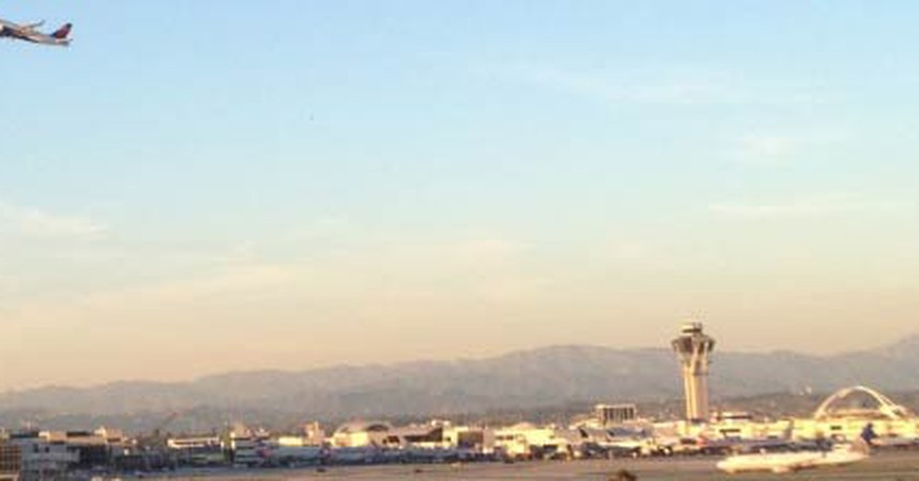 The Best Places To Watch Planes At LAX, California