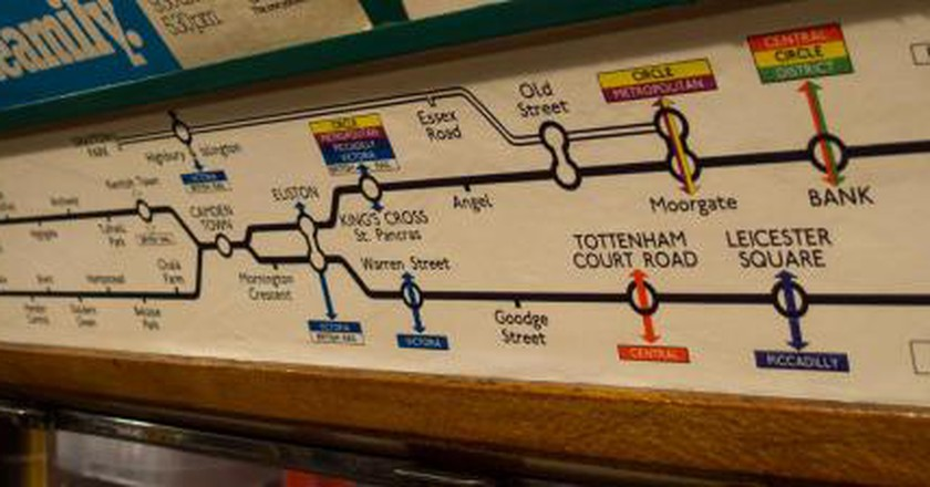 Going About Town | 5 New Ways To Get From A to B in London