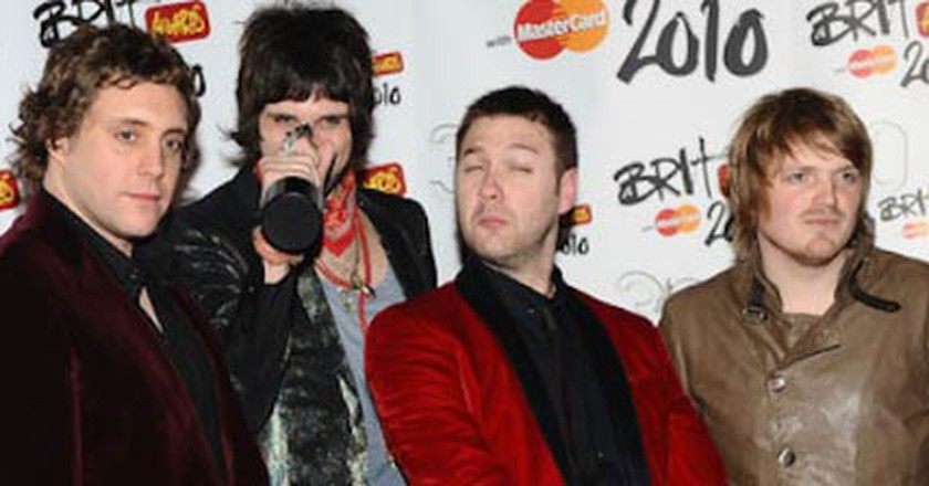 Discover Kasabian: The Biggest British Band in the World