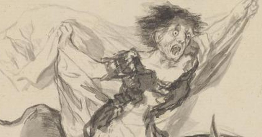 Wondrous Witches and Women l Goya at The Cortauld Gallery