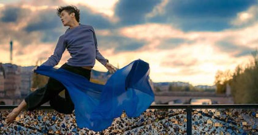 Mickael Jou's Ballet-inspired Self Portraits