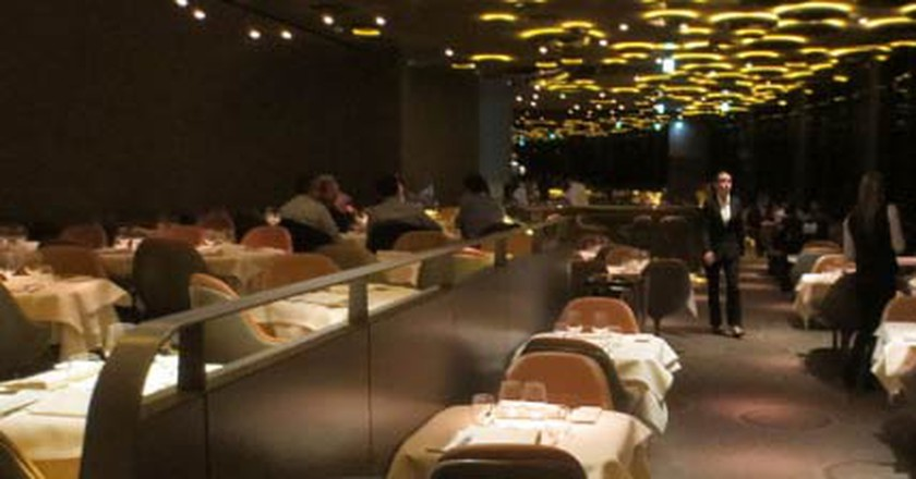 The 10 Most Beautiful Restaurants In Paris