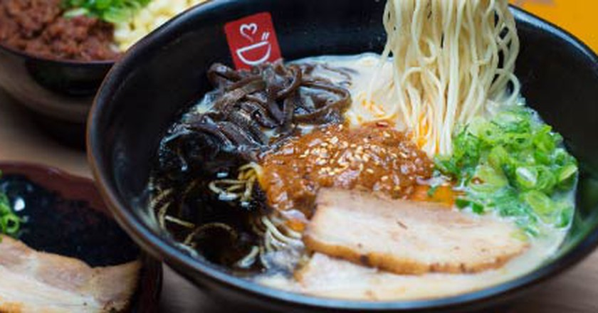 The Top Restaurants In LA's Little Osaka, Sawtelle
