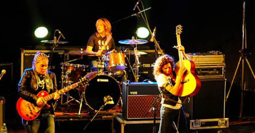 The Top Live Music Venues In Tel Aviv