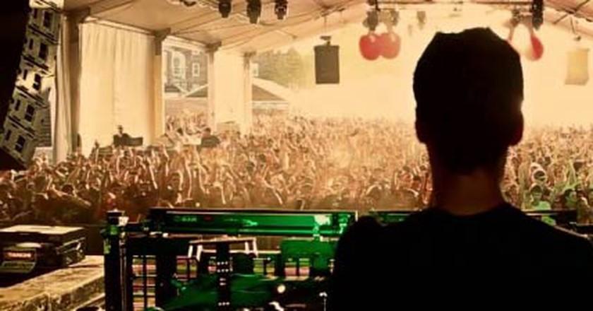 Michael Brun: Rising Electronic Dance Music Star