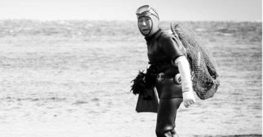 Free Diving: The Japanese And Korean Women Of The Sea