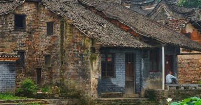 Eerie Landscapes: Abandoned Villages In China