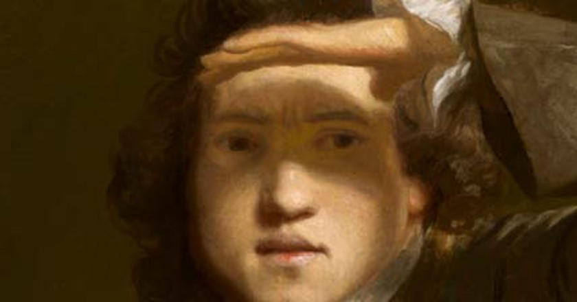 Experiments in Paint ׀ Joshua Reynolds at The Wallace Collection
