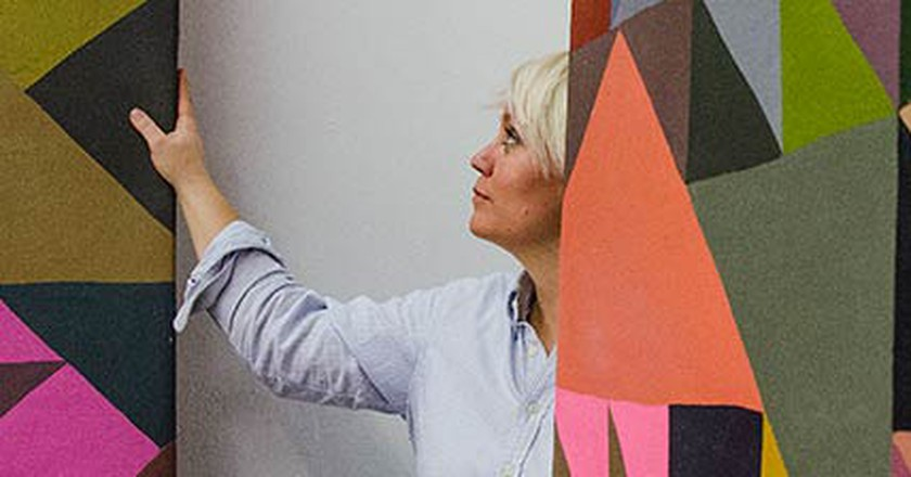 Rome-based Artist C. Finley Debuts in Los Angeles