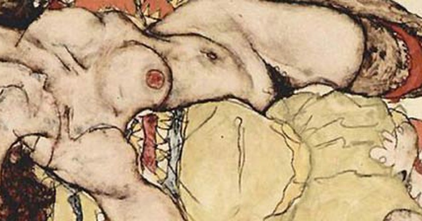 10 Artists Whose Sexually Explicit Works Shocked the World