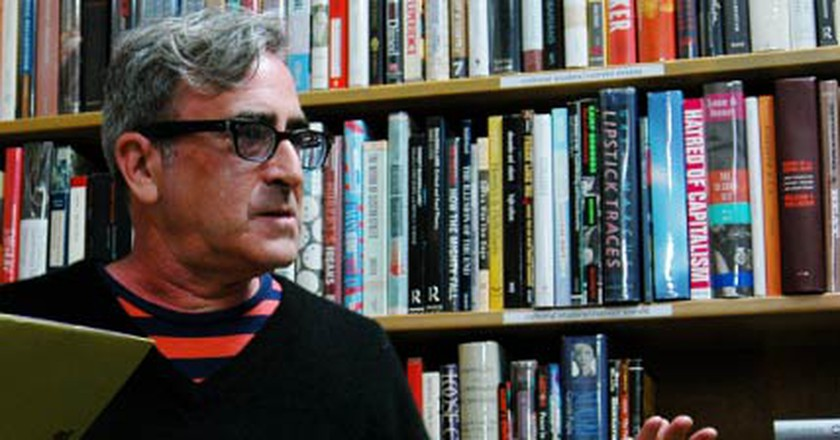 Tosh Berman and the Madness of Literature