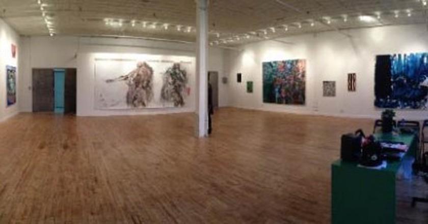 The Best Contemporary Galleries To Visit In Brooklyn's Bushwick Neighborhood