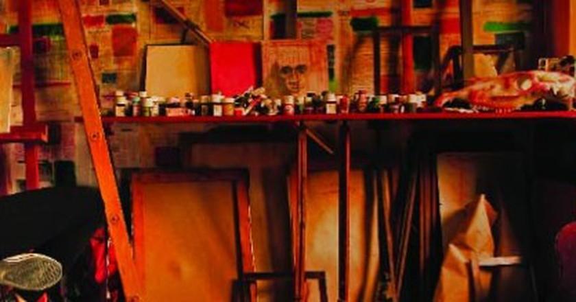 Nidaa Badwan: A Contemporary Palestinian Artist From Gaza