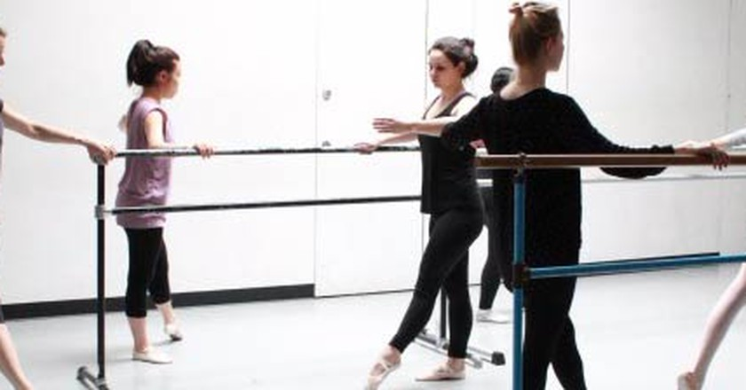 Donation-Based Dance Studio Celebrates Its Fifth Birthday